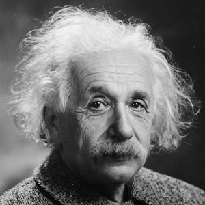 Inspiration : Albert Einstein