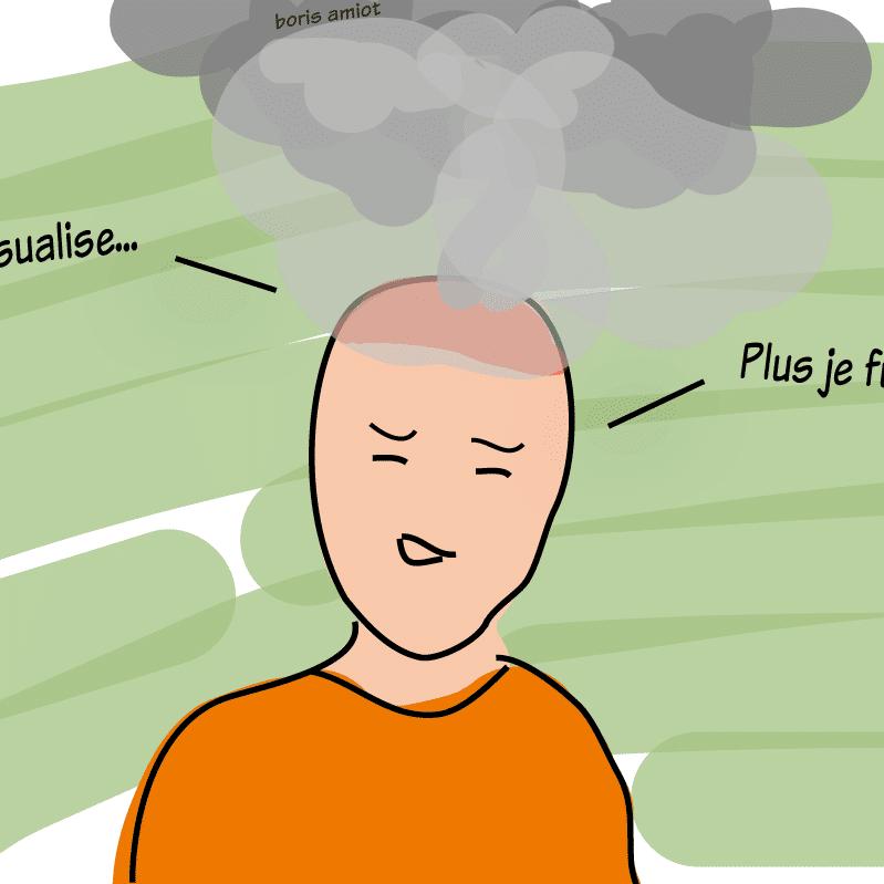 Arrêter de fumer grâce à la visualisation