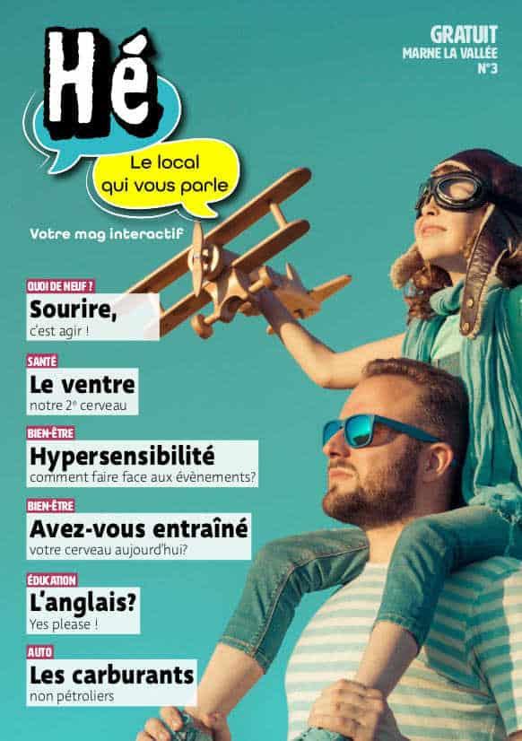 Développement personnel Boris Amiot Hé Magazine